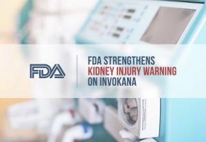 Invokana Kidney Damage