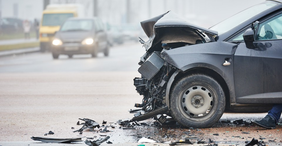 Costly Results from a Car Accident