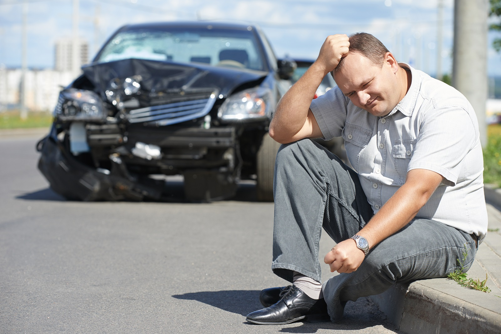 Long-Term Side Effects of Car Accidents