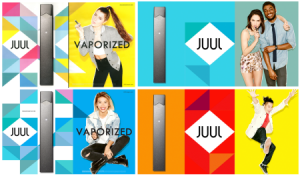 JUUL addiction
