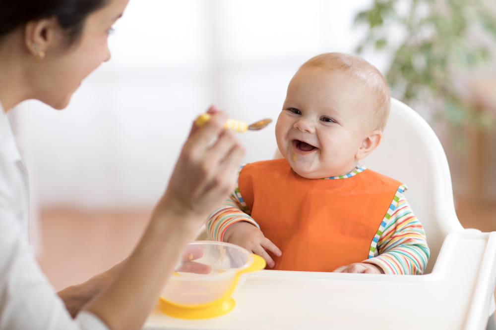 Toxic Amounts of Metal in Baby Food