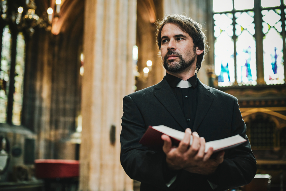clergy member