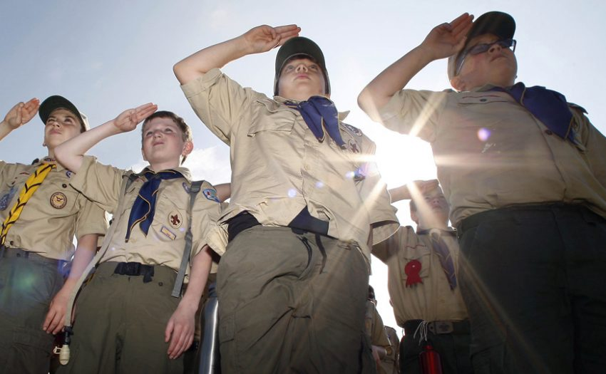 Boy Scout sexual assault